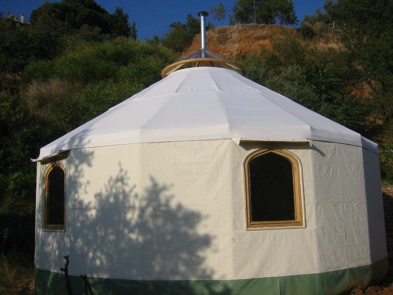 yurta artesanal white pyjama