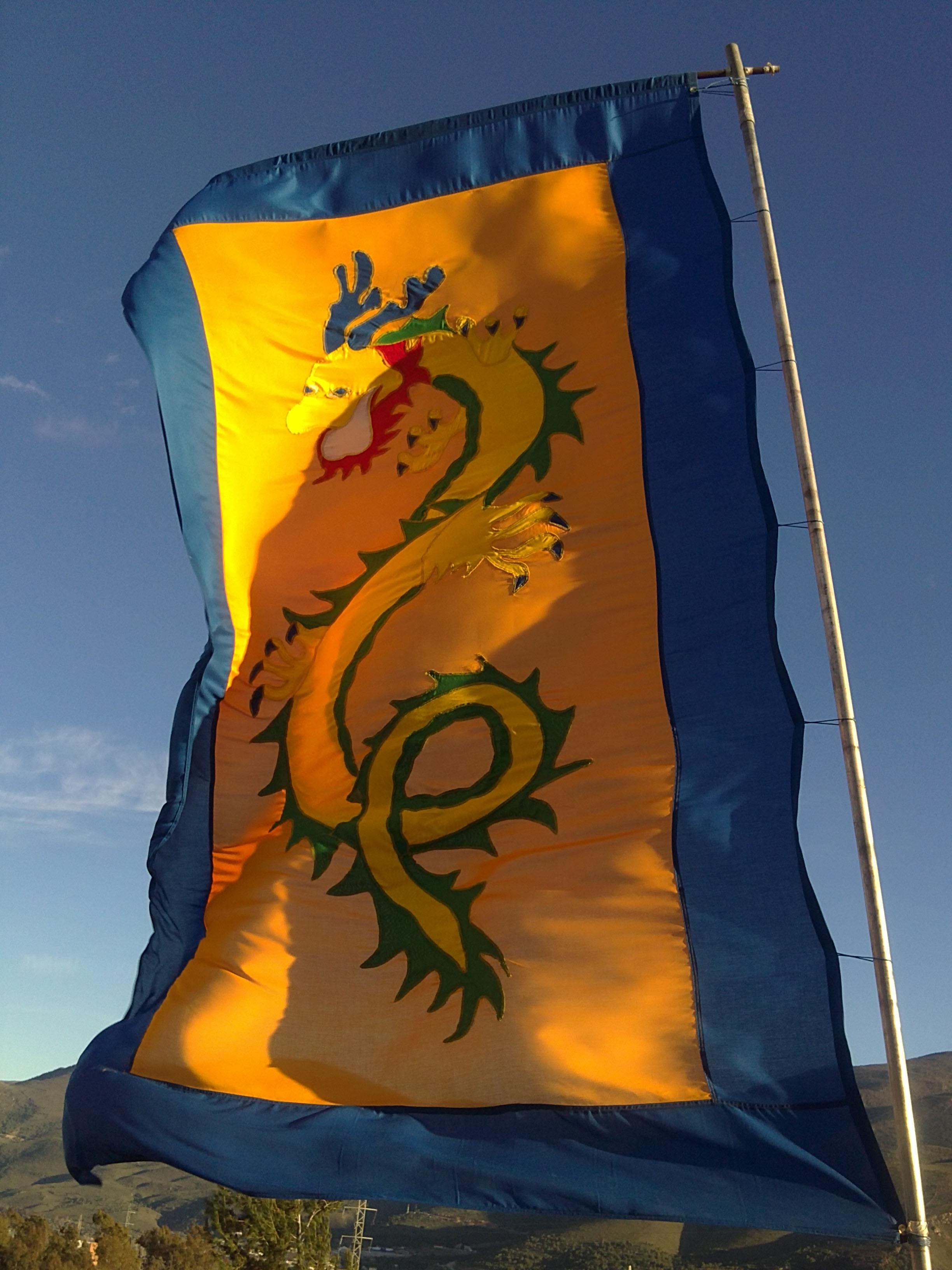 Dragon Flag O Sel Ling